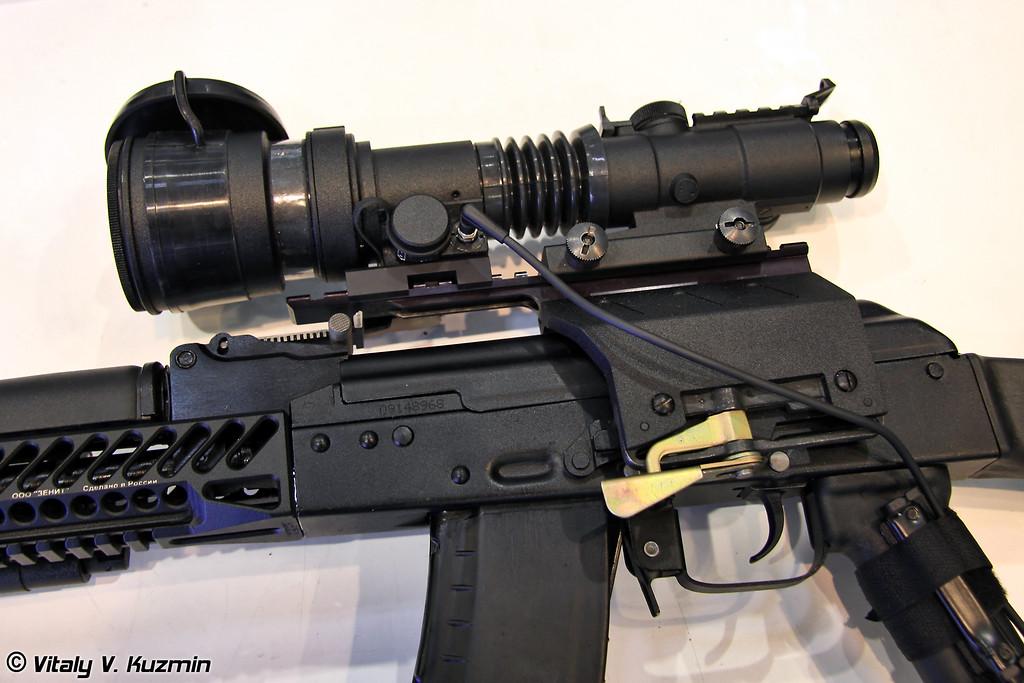 Модуль ночной COT NM 80 для дневных оптических прицелов (Night vision nozzle COT NM 80 for day scopes)