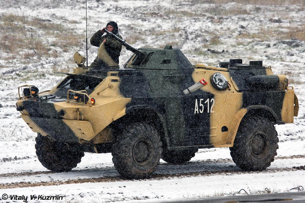 БРДМ-2М (BRDM-2M)