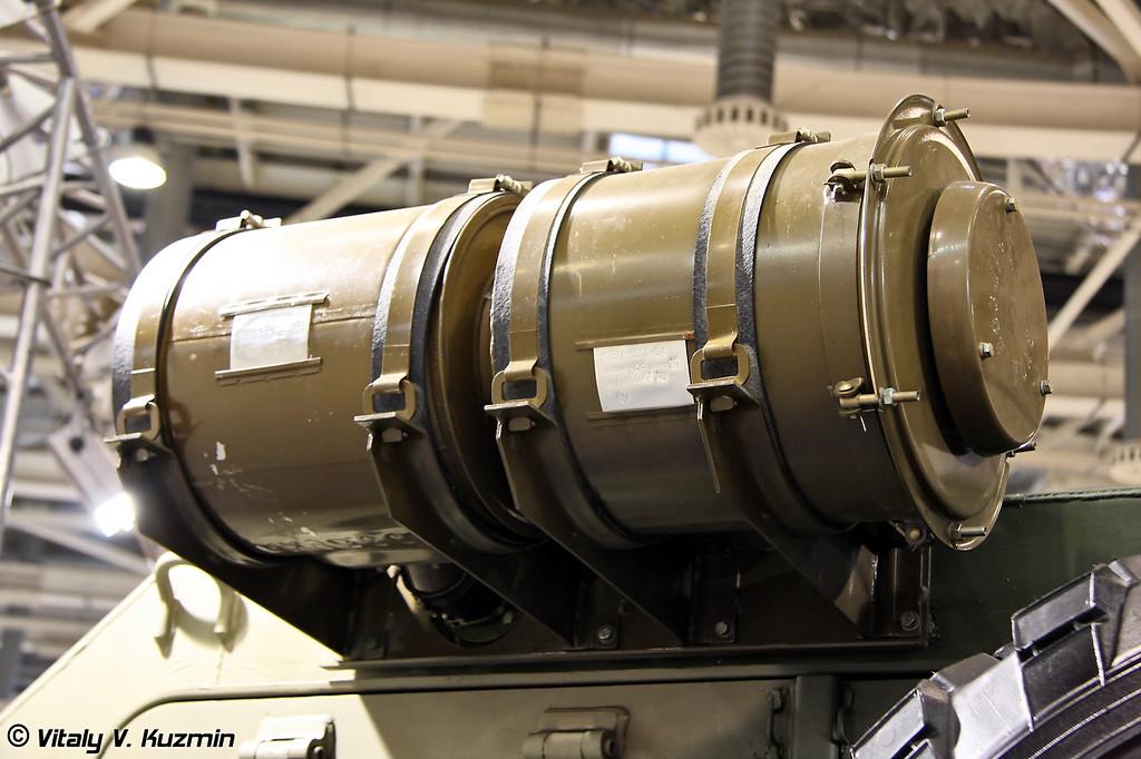 Фильтры системы очистки воздуха (NBC protection system air filters)