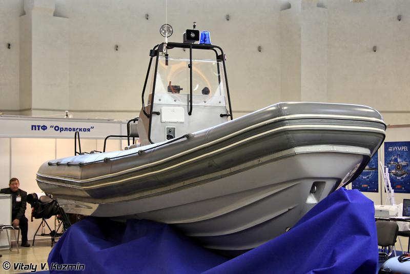 Лодка БЛ-680 (BL-680 boat)