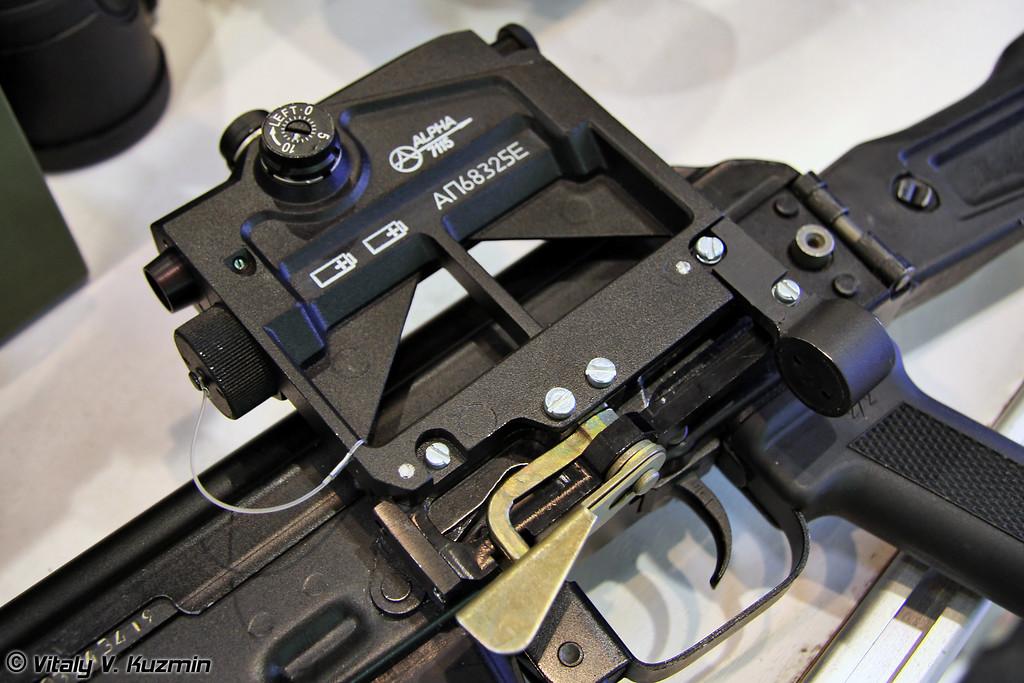 Целеуказатель лазерный ночной Альфа-7115 (Alfa-7115 night laser sight)