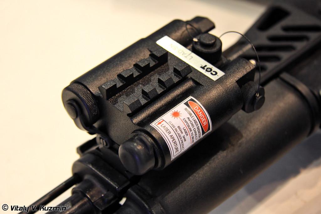 Лазерный целеуказатель LTAD-SN (LTAD-SN laser sight)