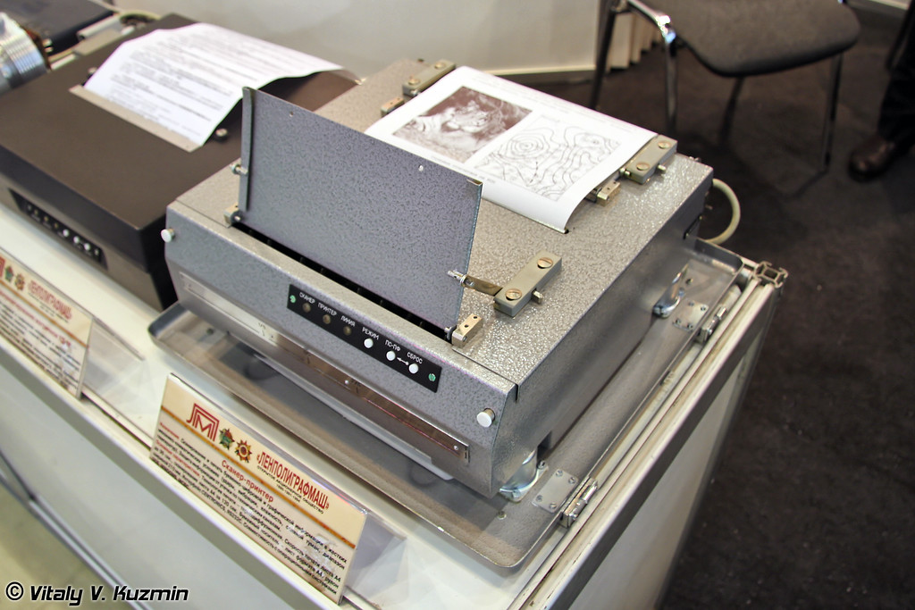 Сканер-принтер для тяжелых условий эксплуатации УСП (USP shockproof scanner-printer)