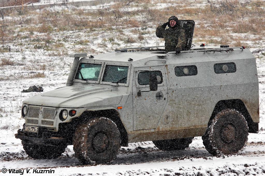 ГАЗ-233036 СПМ-2 Альфа-ВВ (GAZ-233036 SPM-2 Alfa-VV)
