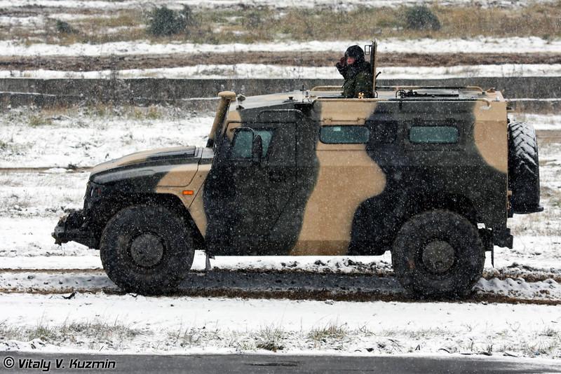 ГАЗ-233034 СПМ-1 (GAZ-233034 SPM-1)