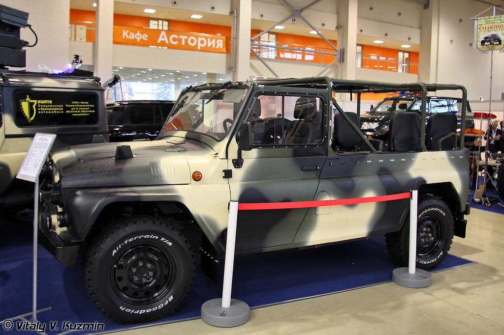 Легкий штурмовой автомобиль Скорпион-1 ЛША (Light assault vehicle Skorpion-1 LShA)