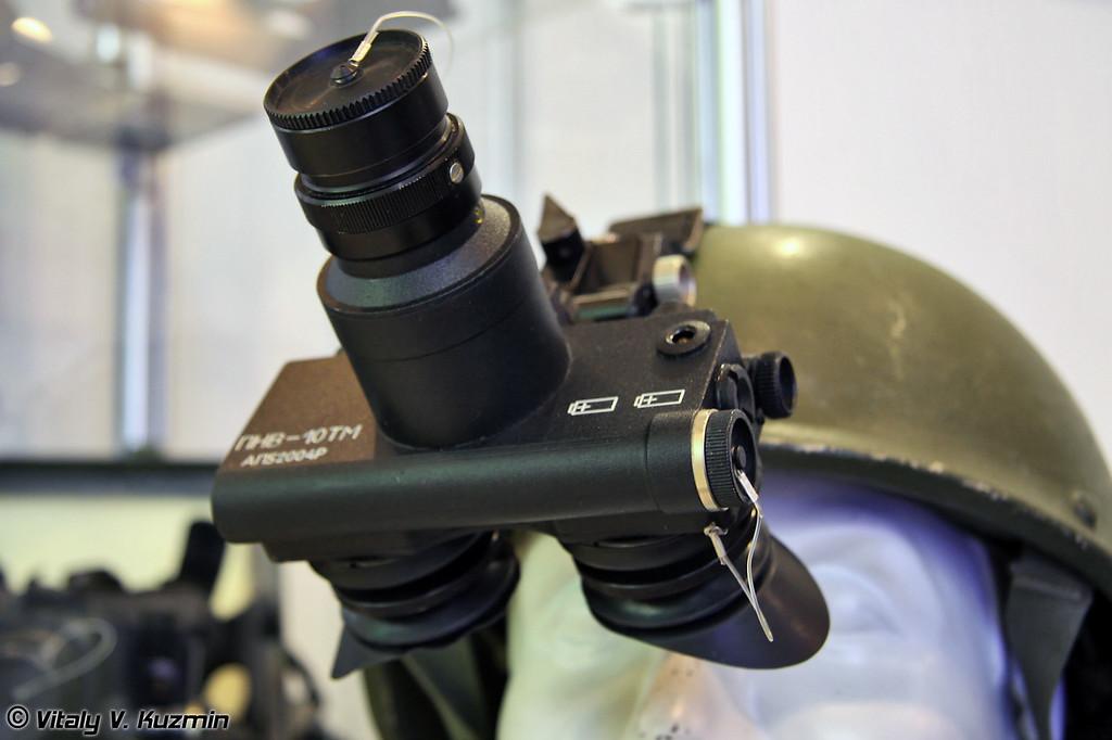 Прибор ночного видения ПНВ-10ТМ (Night vision device PNV-10TM)
