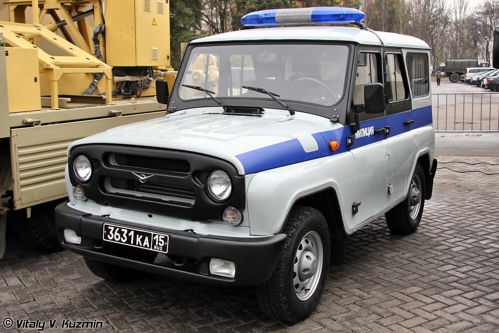 УАЗ-315195 АП (UAZ-315195 AP)