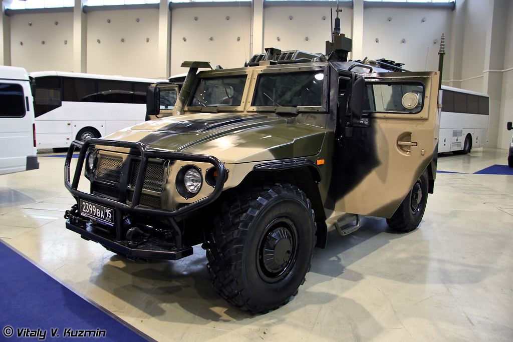 КШМ Р-145БМА (Command vehicle R-145BMA)