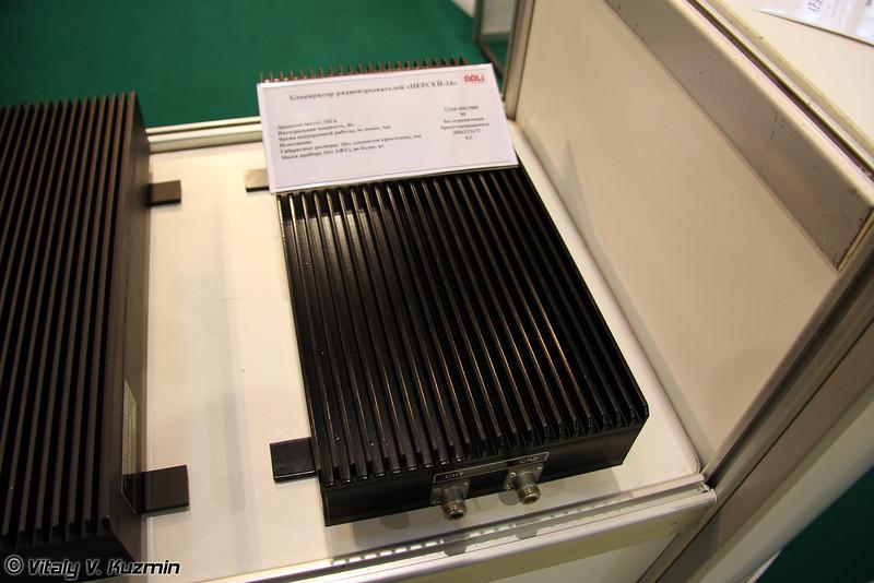 Блокиратор радиовзрывателей Персей-24 (Jamming device Persey-24)