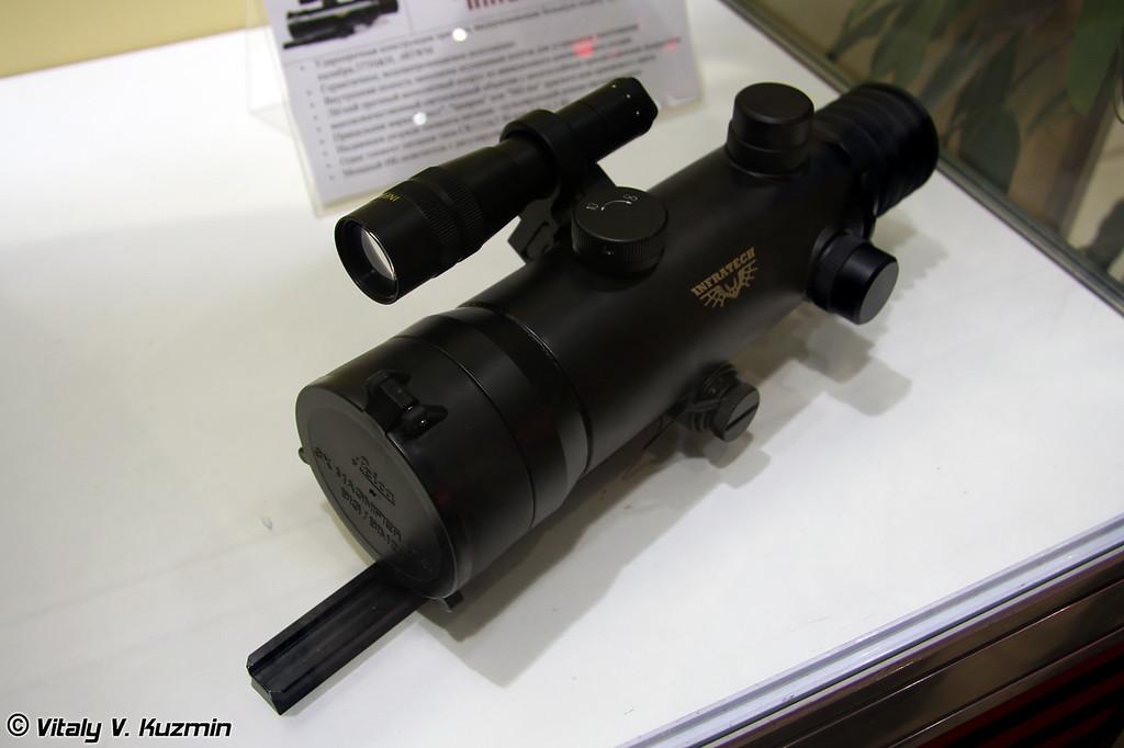 Система обнаружения и сопровождения Филин-250С (Detection and surveillance system Filin-250S)