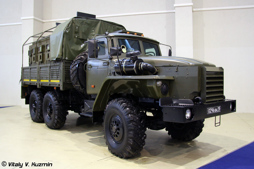 Урал-4320 Федерал (Armored Ural-4320 Federal)