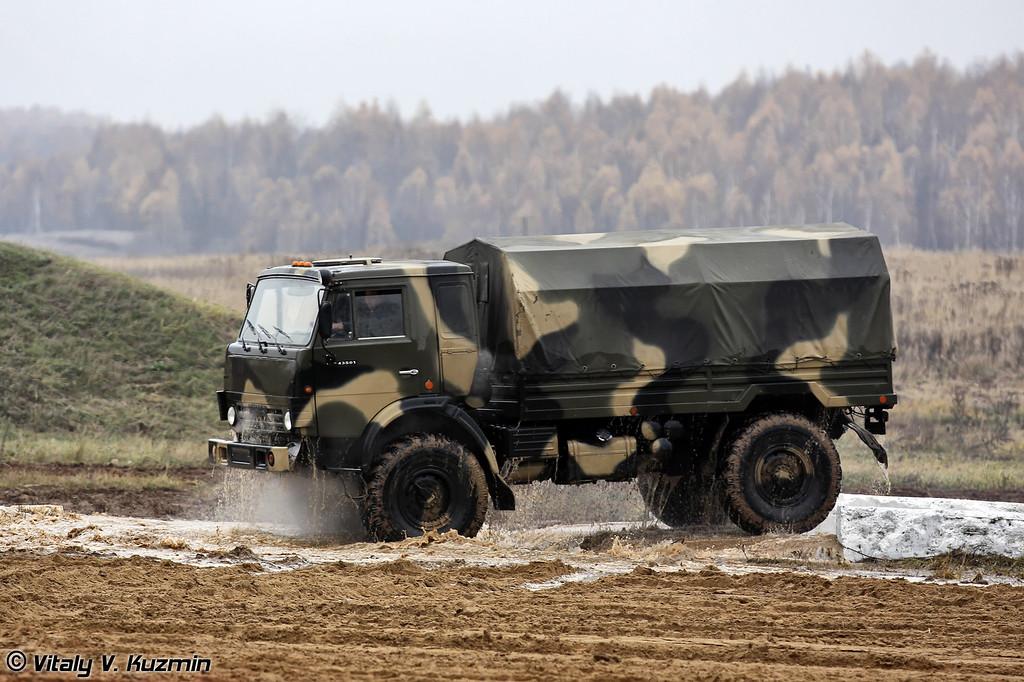 КАМАЗ-43501 (KAMAZ-43501)