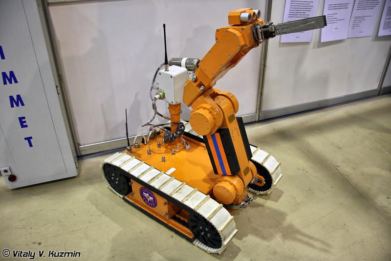 Робототехническое средство проведения технологических операций РТС-ТО (RTS-TO)