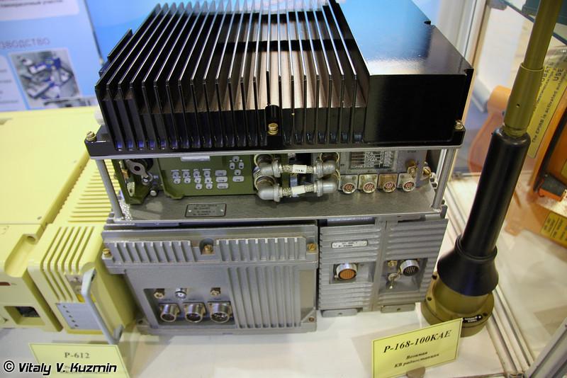Радиостанция Р-168-100КАЕ (R-168-100KAE radiostation)