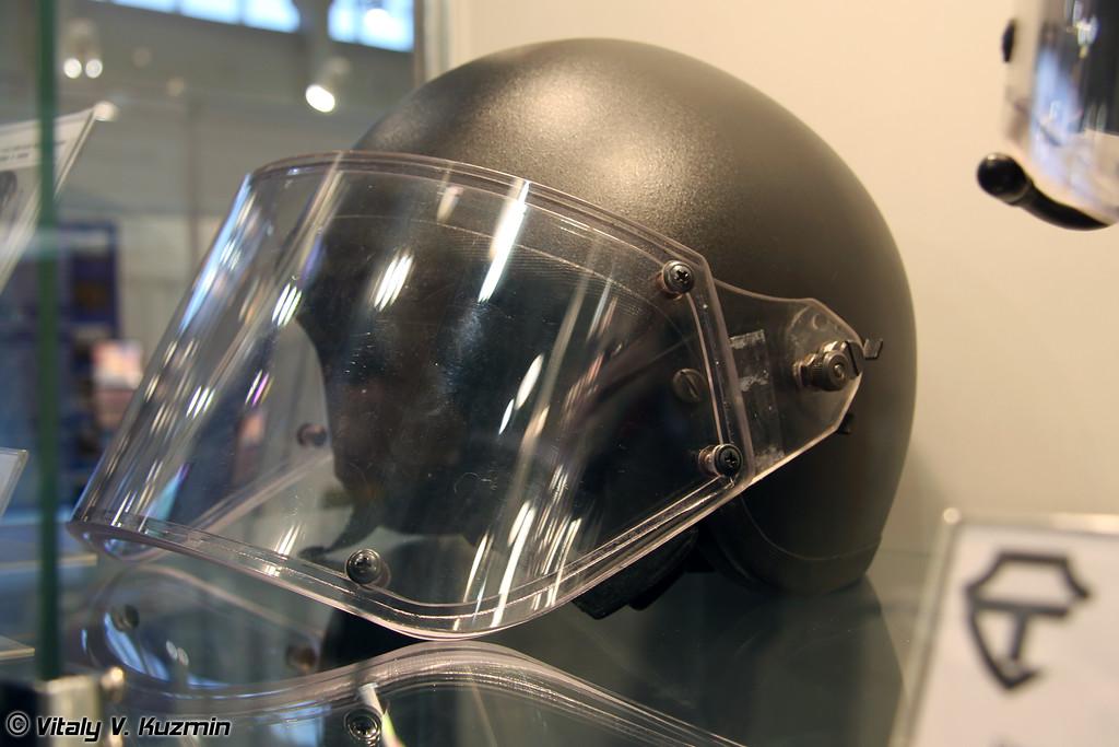 Шлем ЛШЗ-2ДТ (LShZ-2DT helmet)