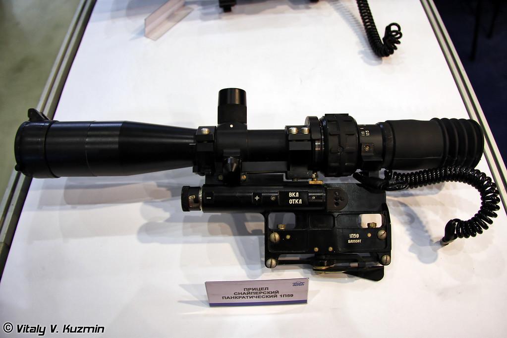 Снайперский прицел 1П59 (1P59 sniper sight)