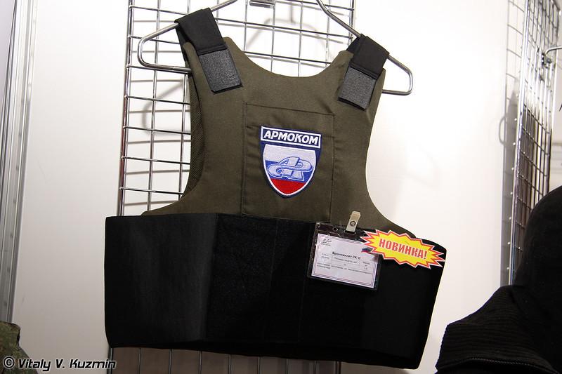 Бронежилет СК-С (SK-S bulletproof vest)