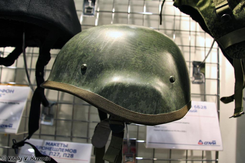 Модернизированный шлем 6Б27М (6B27M upgraded helmet)
