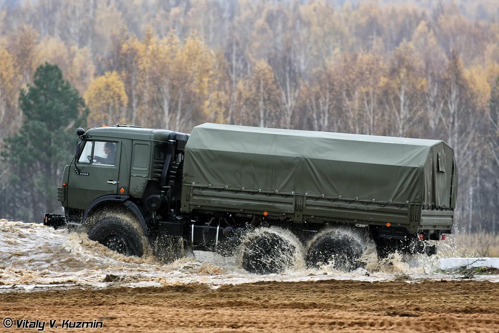 КАМАЗ-5350 (KAMAZ-5350)