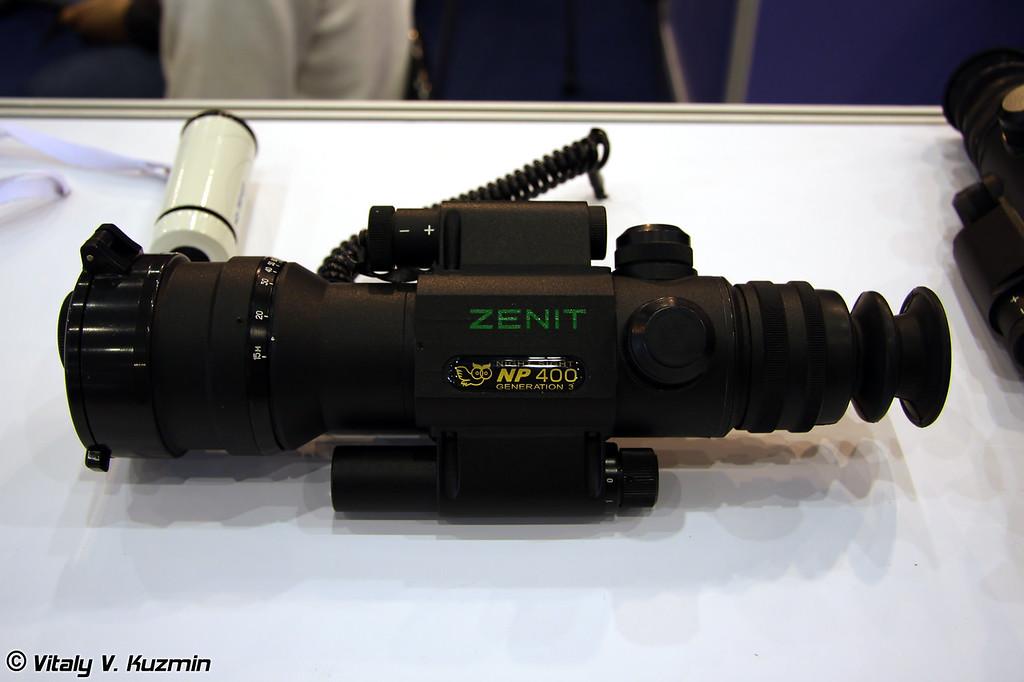 Ночной прицел НП-400 (NP-400 night vision sight)
