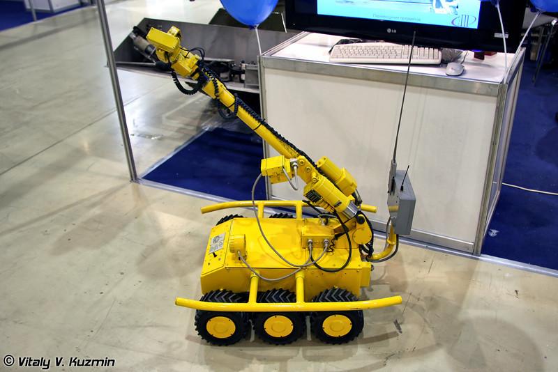 Мобильный робототехнический комплекс МРК-02 БТ (MRK-02 BT)