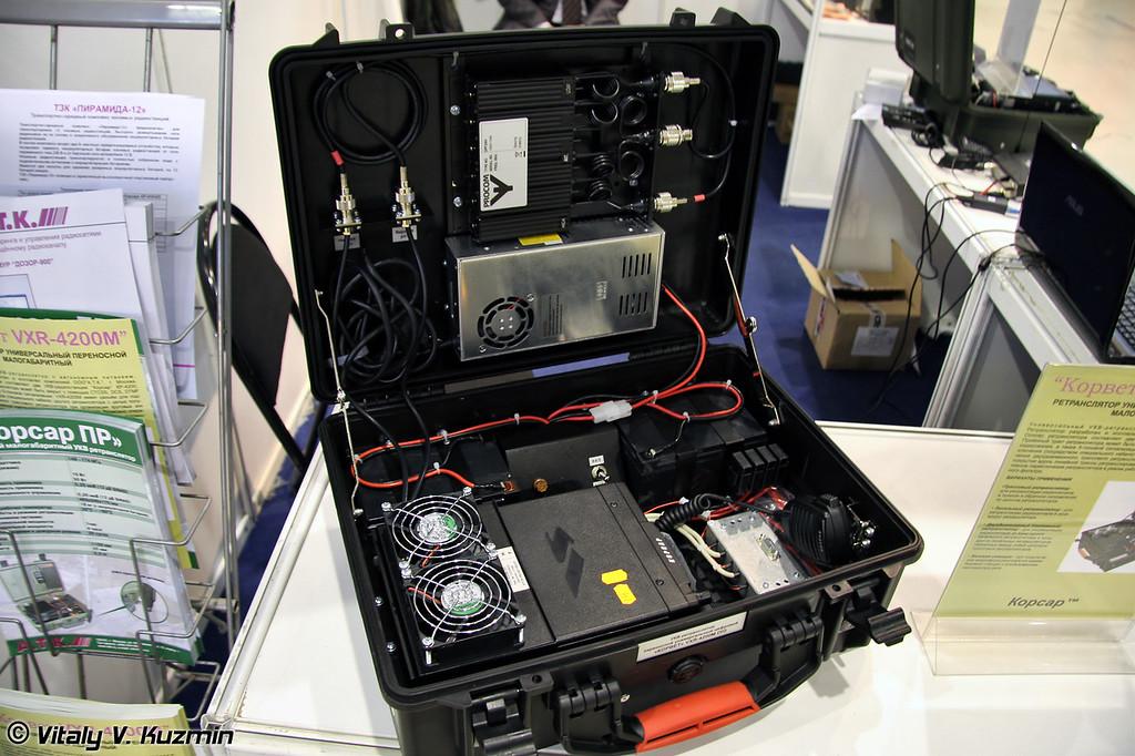 Ретранслятор Корвет VXR-4200M (Korvet VXR-4200M retransmitter)