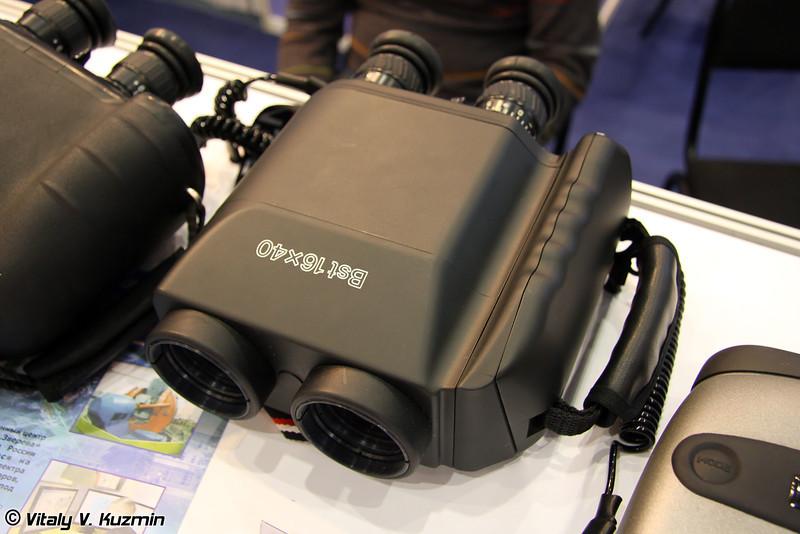 Бинокль со стабилизатором БС-16x40 (BS-16x40 field glass with stabilizer)