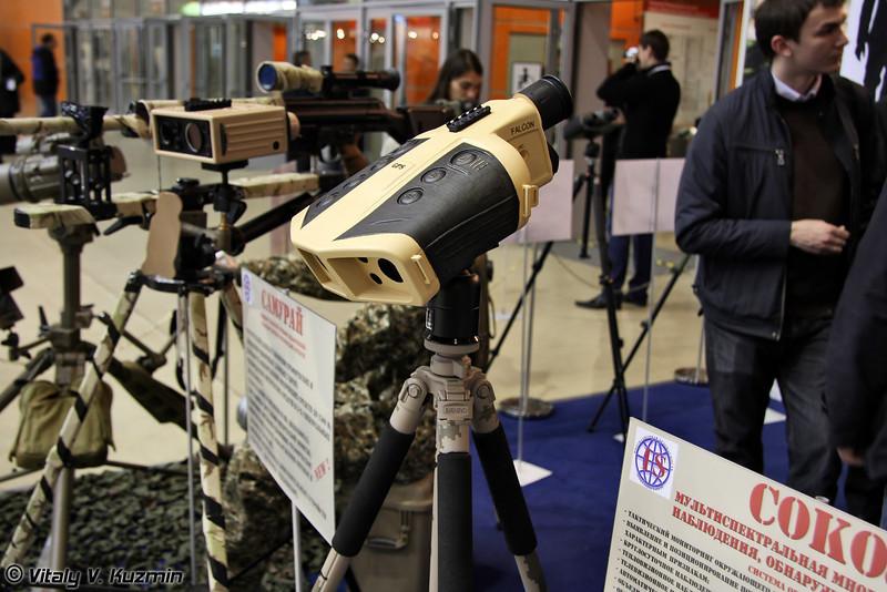 Система наблюдения, обнаружения и целеуказания Сокол (Falcon surveillance and detection device)