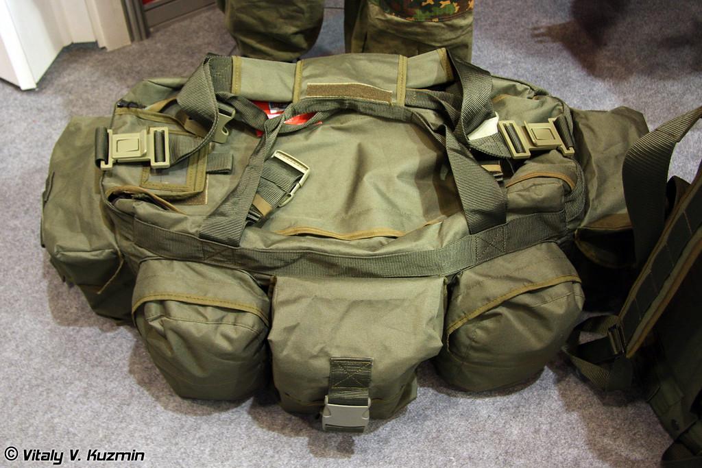 Сумка-баул багажная С-85 (S-85 bag)