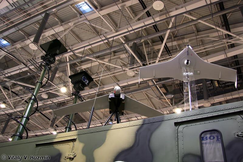 Специальная пограничная машина Ратник (Special Border Guards vehicle Ratnik)