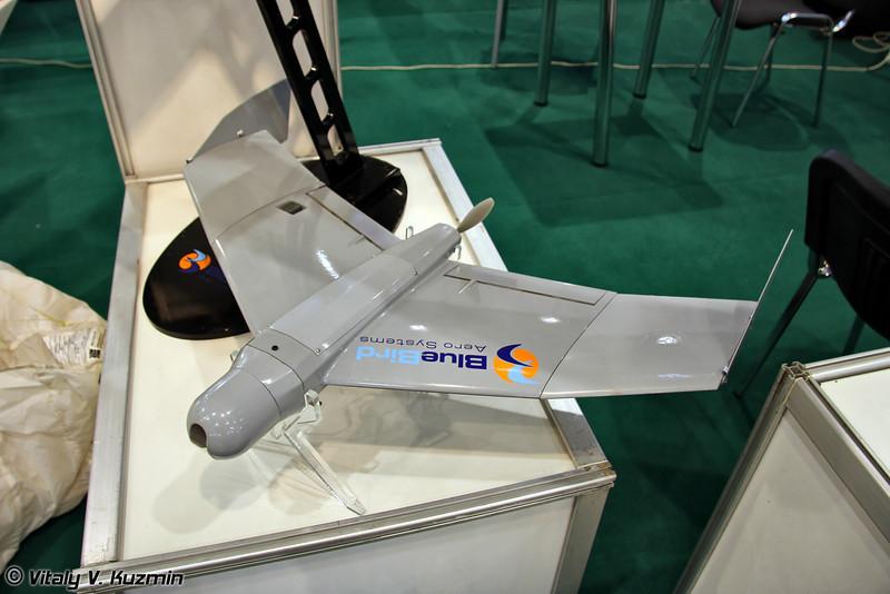 Израильские БПЛА MicroB, Spylite и Blueye разработаны BlueBird Aero Systems. Планируется их сборка в России на заводе ОАО УЗГА.