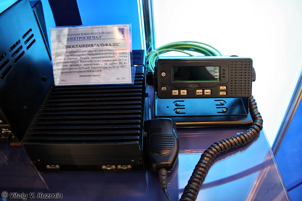 Радиостанция Альфа-202 (Alfa-202 radiostation)