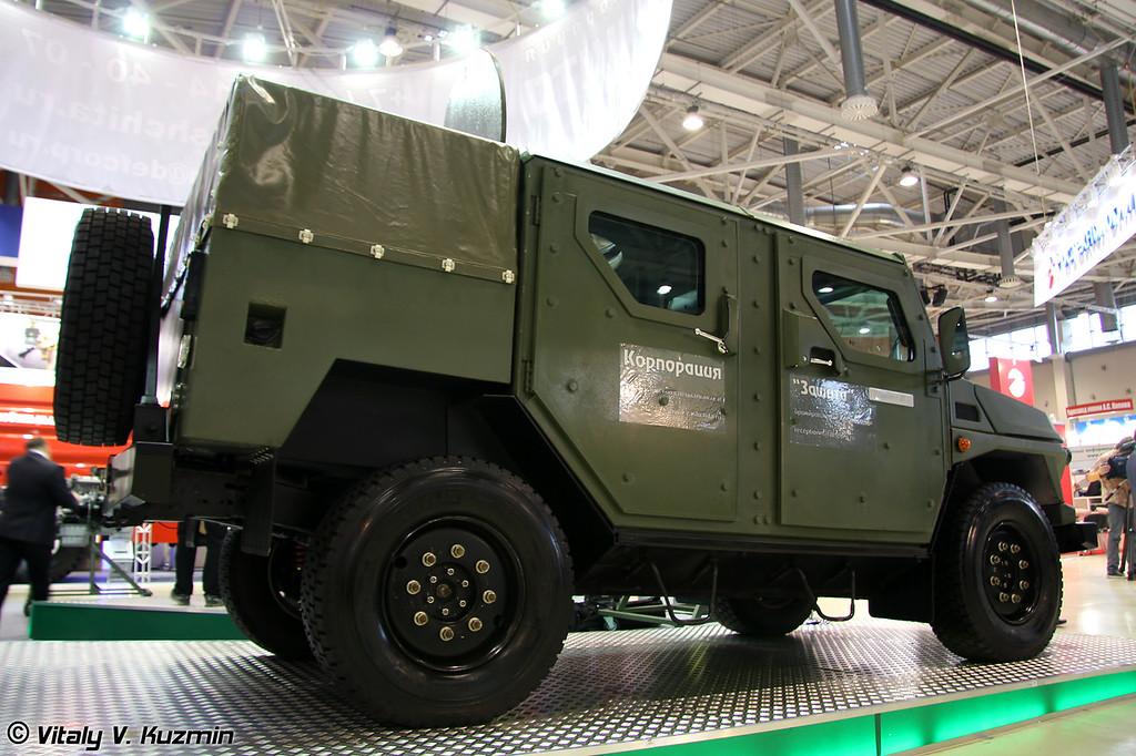 Легкий тактический автомобиль Скорпион ЛТА (Skorpion LTA)