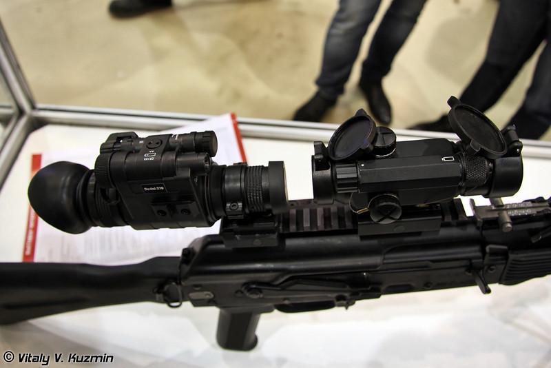 Прибор ночного видения Dedal-370 (Dedal-370 night vision device)