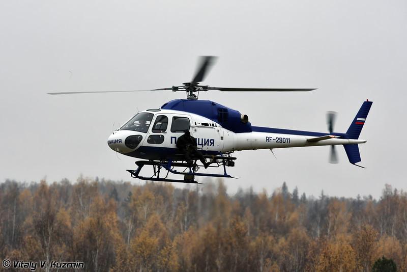 Aerospatiale AS-355N Ecureuil 2a