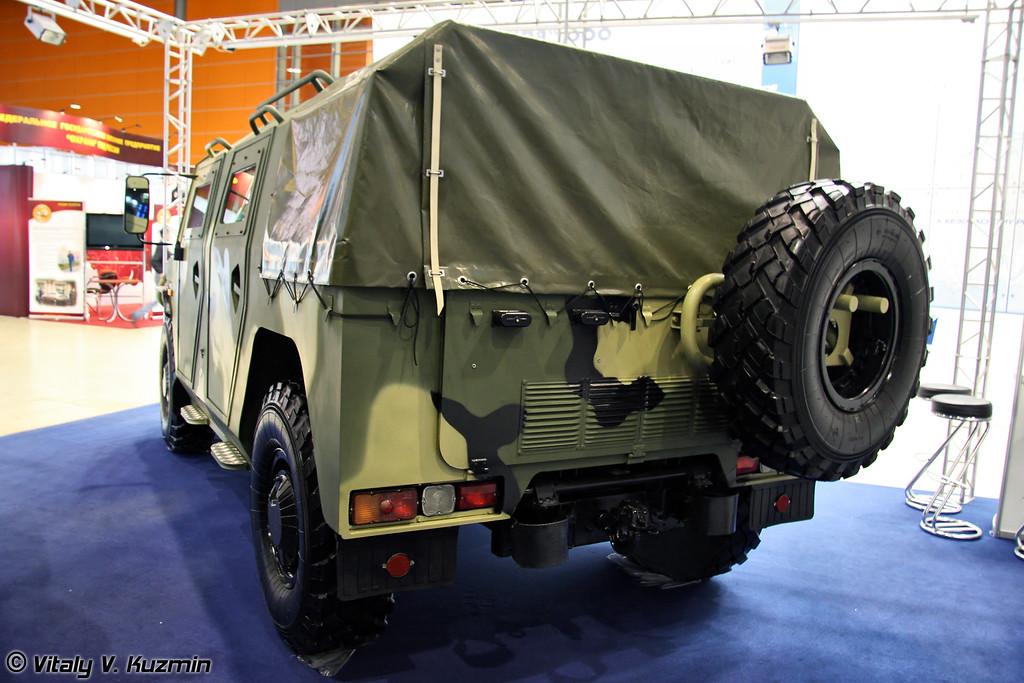 СТС Тигр-6А (Tigr-6A)
