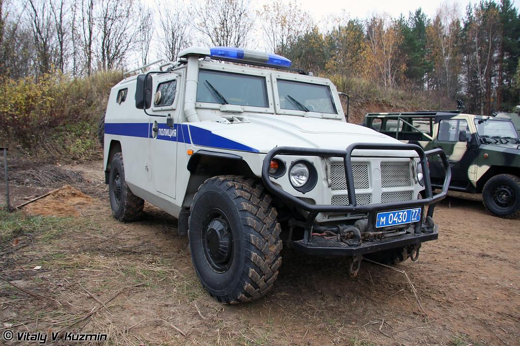 ГАЗ-233036 СПМ-2 (GAZ-233036 SPM-2)