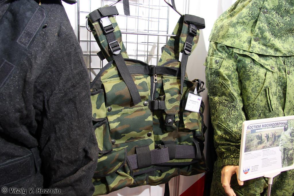 Разгрузочный жилет СК-Р (SK-R vest)