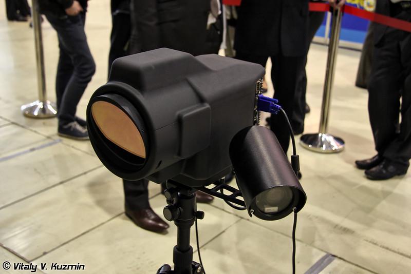 Переносное изделие БУТОН (BUTON detector in portable variant)