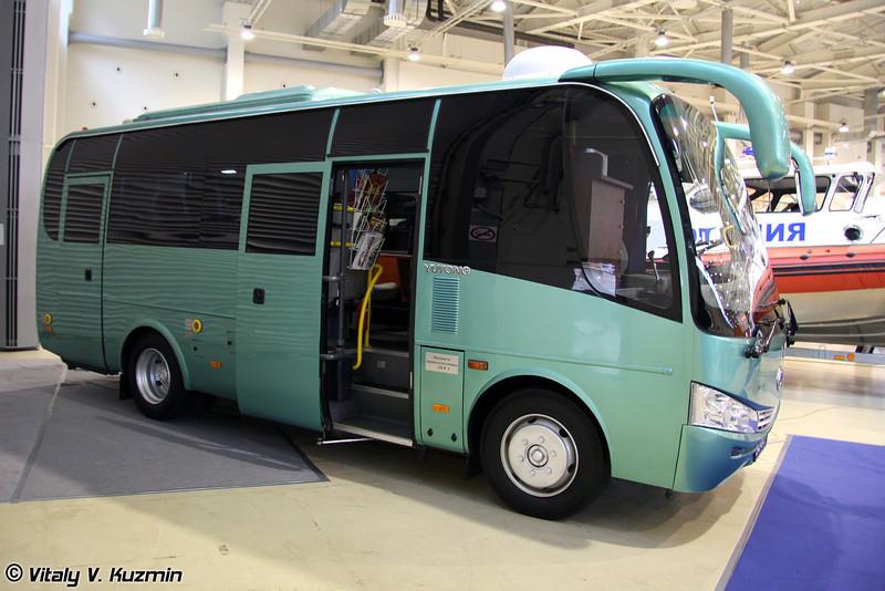 Автоклубная машина с функциями подвижного центра психологической помощи (Psychological assistance vehicle)