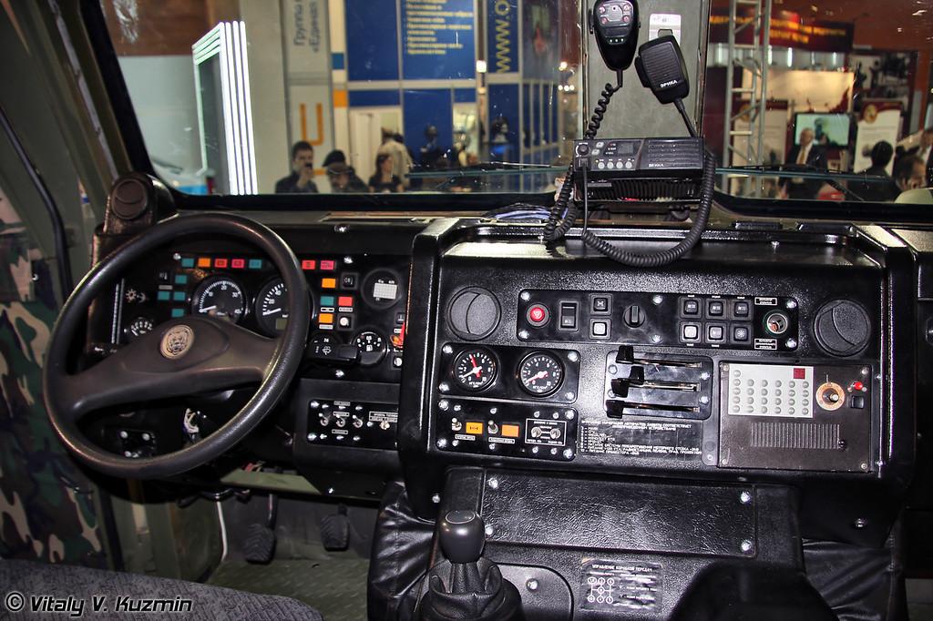 ВПК-3924 Медведь СПМ-3 (VPK-3924 Medved SPM-3)