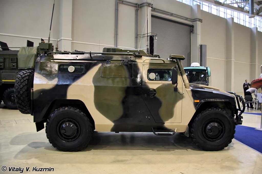 КШМ Р-145БМА (Command vehicle R-145BMA)