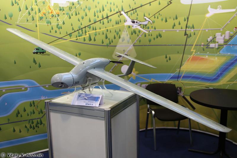 БПЛА Иркут-3 (Irkut-3 UAV)