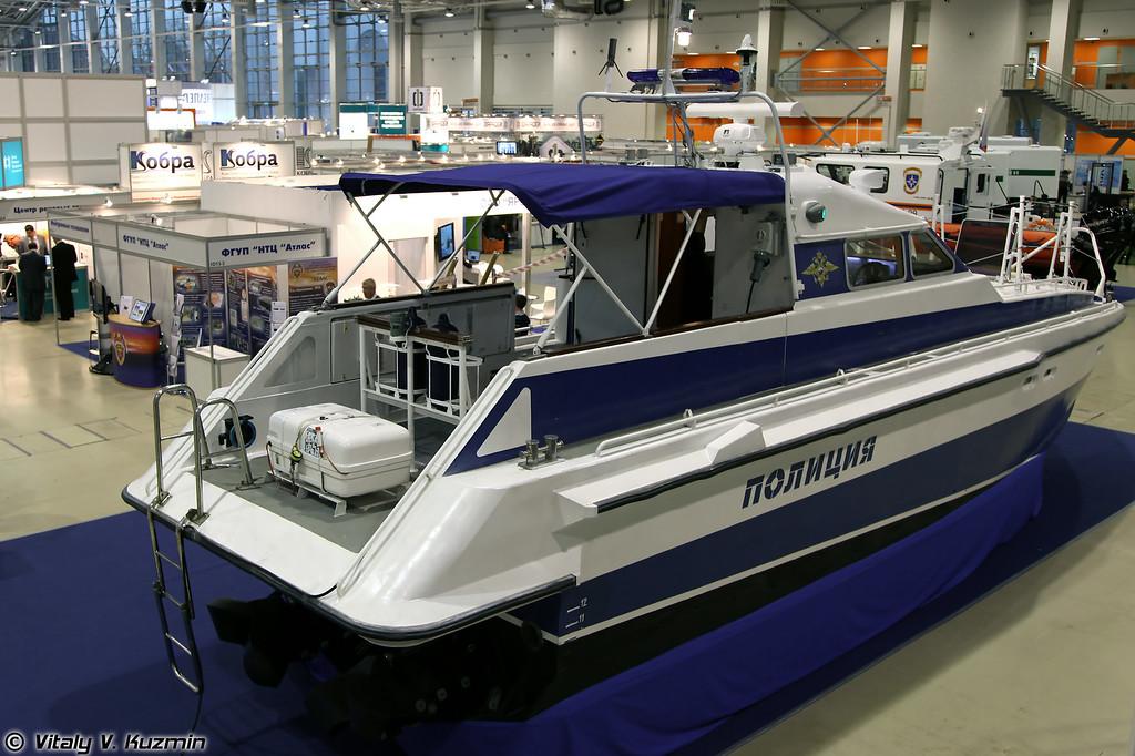Скоростной патрульный катер проекта 12260 (Project 12260 patrol boat)