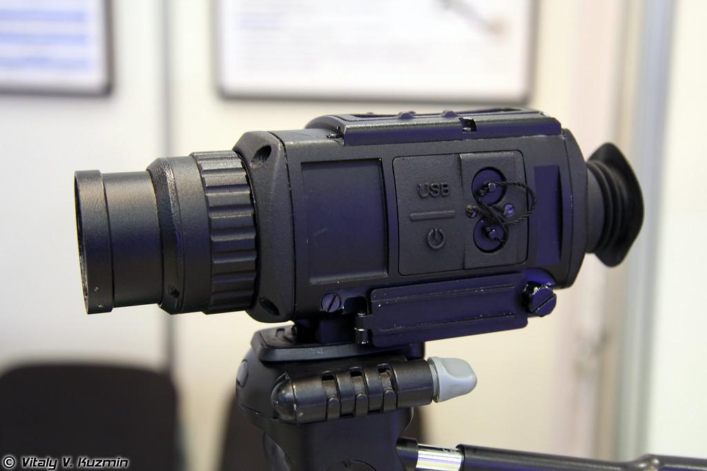 Тепловизионный прицел ТБ4-50 (Thermal weapon sight TB4-50)