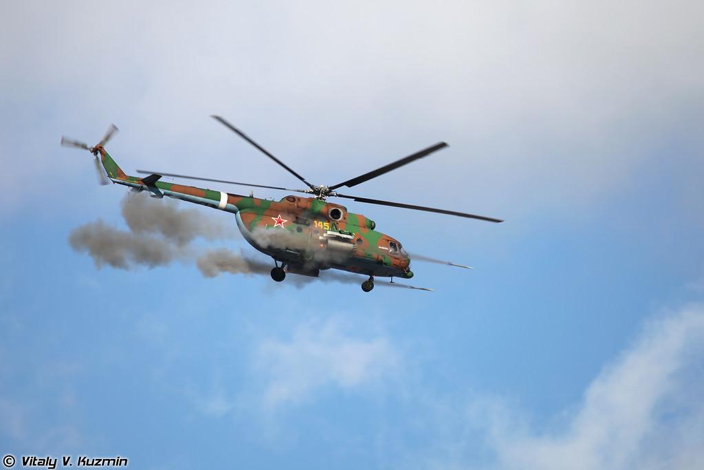 Ми-8АМТШ (Mi-8AMTSh)