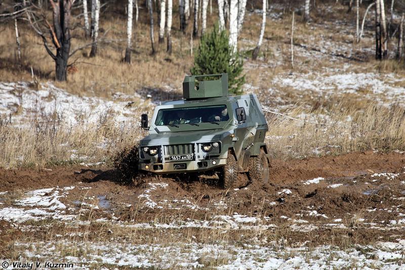Легкий бронированный штурмовой автомобиль Скорпион-ЛША Б (Light assault armored vehicle Skorpion-LShA B)