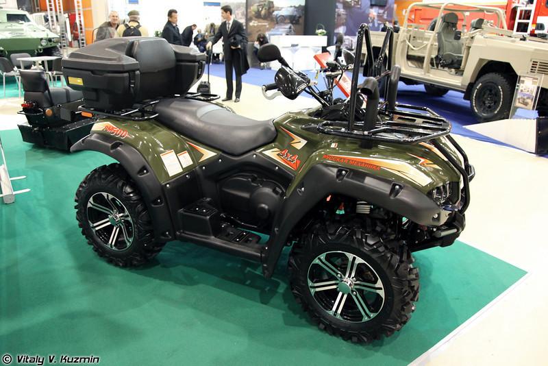 Мотовездеход РМ500 (RM500 ATV)