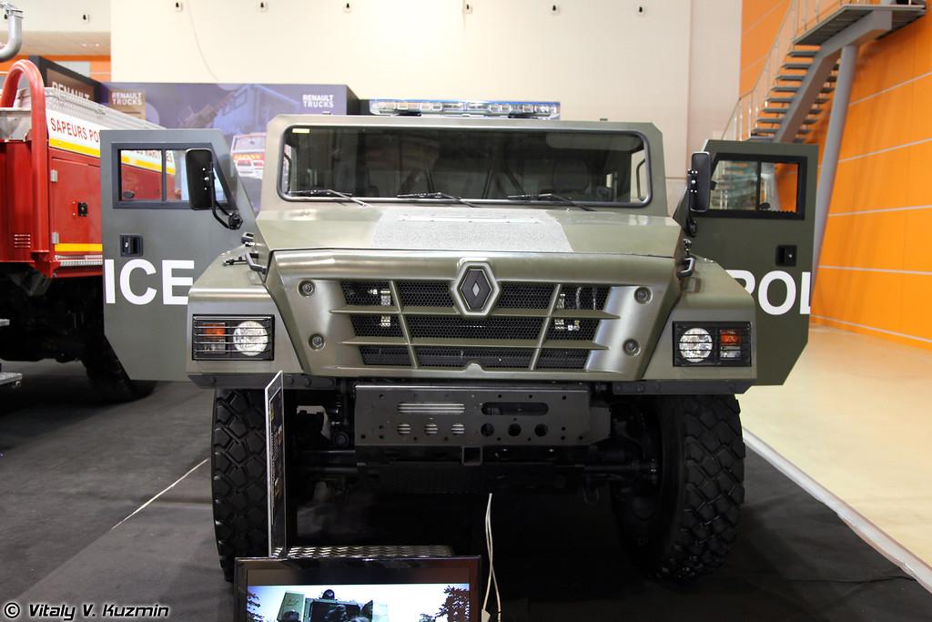 Renault Sherpa